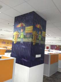 E-ARC Portfolio , Creative Wallgraphics